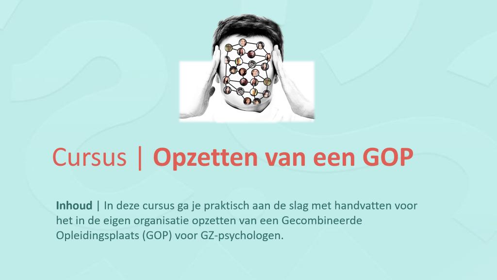 cursus_GOP